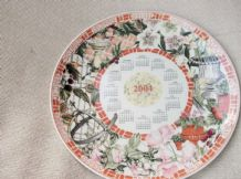 COLLECTABLE DISPLAY PLATE WEDGWOOD CALENDAR 2004 DAILY MAIL EX COND 9""